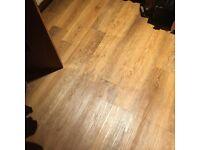 karndean knight tile limed oak, whole box unopened