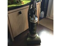 Hoover turbo pets upright vacuum cleaner with tools