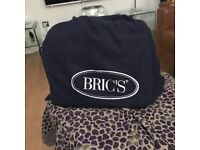 Brics Small Case Leather As New