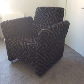 Brand new feature arm chair