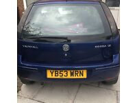 Vauxhall Corsa 16V