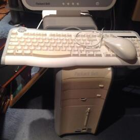 Packard Bell desktop pc