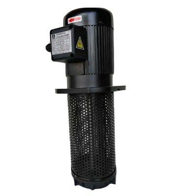 14hp Filtered Coolant Pump 1ph 110220v 270mm 10.5 Npt 12 Bandsaw Cnc