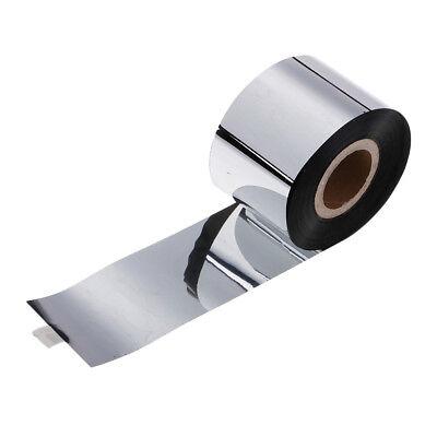 300m Black Printer Thermal Transfer Ribbon Refill Wax Ribbon Ink Ribbon (Ink Ribbon Refill Thermal Transfer)