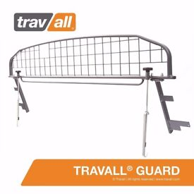 Travall dog guard model TDG1140 for Nissan Qashqai 2007-2014 complete with all fixings.