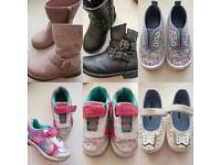 Infant Girls Size 7 Shoes & Boots