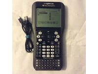 TI-NSPIRE graphing calculator with touchpad