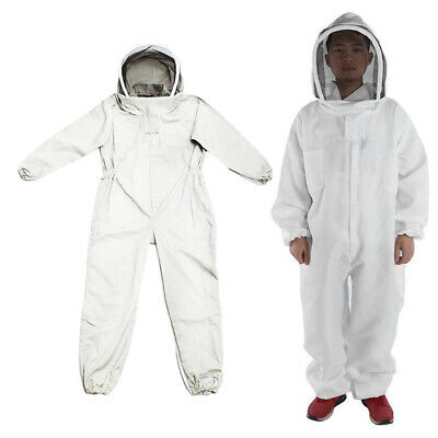 Sizexxl Beekeeper Full Body Protective Suit Hat Sleeve Bee Keeping Jacket