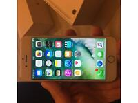 iPhone 6 16gb silver boxed