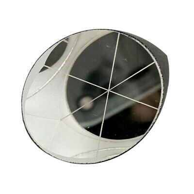 Corner Cube Retroreflector For Spectroscopy Land Surveying 25.4mm Diameter
