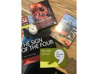 GCSE English Literature The Sign of Four study guide, quotation and DVDs