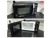 Black Microwave 20L