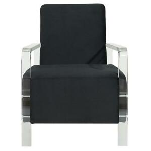 Grey Black Accent Chair  Sale-WO 7721 (BD-2567)