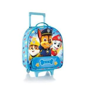 Heys Paw Patrol Kids Soft Side Luggage Case 19 Inch [Blue]