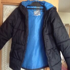 Boys urban outlaw coat worn once age 10-11