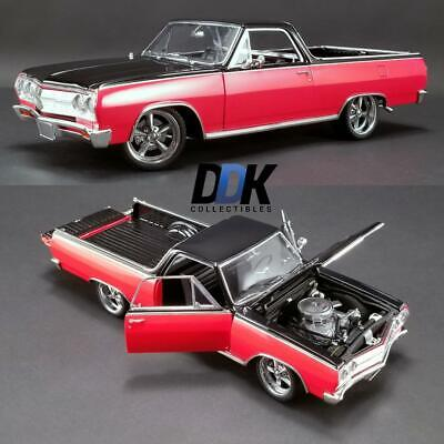 "ACME A1805410 1965 CHEVROLET EL CAMINO ""NOT YOUR MOTHER'S"" DIECAST CAR 1:18"