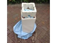 Scallywags travel cot