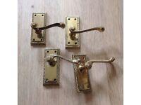 Door handles , 1£