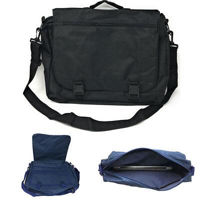 Laptop Computer Devices Messenger Shoulder Bags Cross Body Briefcase Expandable