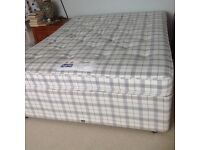 King Size Slumberland Ortholux mattress in good clean condition