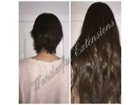 HAIR EXTENSIONS HERTFORDSHIRE, NO DEPOSIT ALL COLOURS IN STOCK, FLEXIBLE HOURS,CREDIT CARDS ACCEPTED
