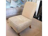 Laura Ashley Alderney chair.