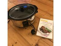 Morphy Richards Model 48710 3.5L Slow Cooker