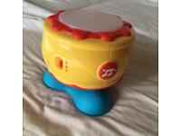 Baby musical bongo drum