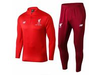 Liverpool training tracksuit xl brand new