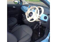 Fiat 500 Lounge (StopStart)