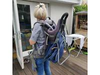 Vaude baby carrier backpack xl