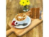 Coffee Shop Assitant wanted in Christchurch