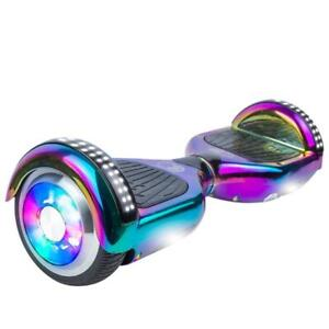 SAFE Hoverboard with warranty UL227 certified, Bluetooth and no fall technology. Why buy a no name hooverboard wi