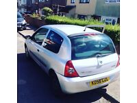 1.2 Renault Clio for sale good condition