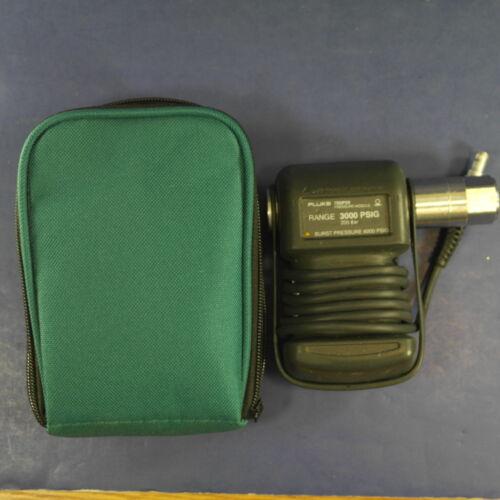 Fluke 700P29 Pressure Module, Excellent, Calibrated, Green Case