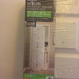 Wickes Bi-fold Doors - NEW