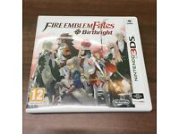 Fire Emblem Birthright (brand new w/receipt)