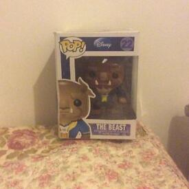 Funko pop vinyl figure Disney beauty and the beast