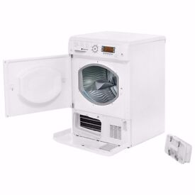 Hotpoint TDHP871RP Heat Pump Tumble Dryer in White
