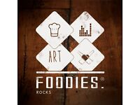 Cooks and Kitchen Porters Needed for Trendy Streetfood Restaurant