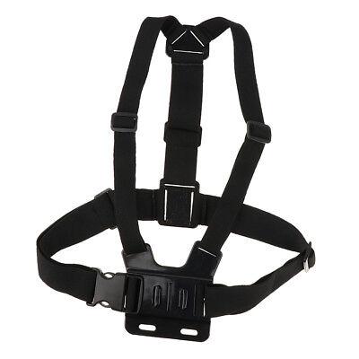 Strap Mount Fascia Da Petto Cintura Elastica Imbracatura Tracola Per Gopro