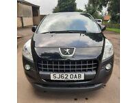 Peugeot, 3008, Hatchback, 2012, Manual, 1560 (cc), 5 doors
