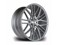 "Range Rover Evoque Velar Disco Sport x4 22"" Riviera Rv130 Alloy Wheels 9J 5x108"