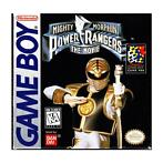 Mighty Morphin Power Rangers - The Movie (Gameboy Classic)