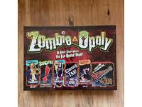 ZOMBIE MONOPOLY BOARD GAME