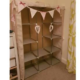 Canvas storage unit x 2