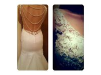 New Wedding dress,backless