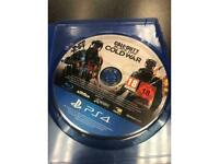 Call of Duty: Black Ops Cold War PS4 Game