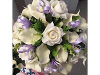 """13"""" bridal bouquet"""