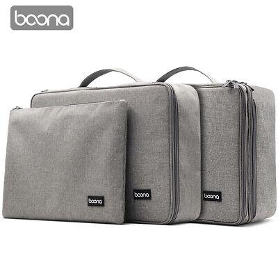 Boona Oxford Waterproof Document Baga4 Letter Size File Pocket Filing Holder Us